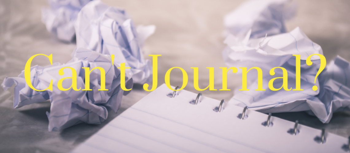 Can't Journal_